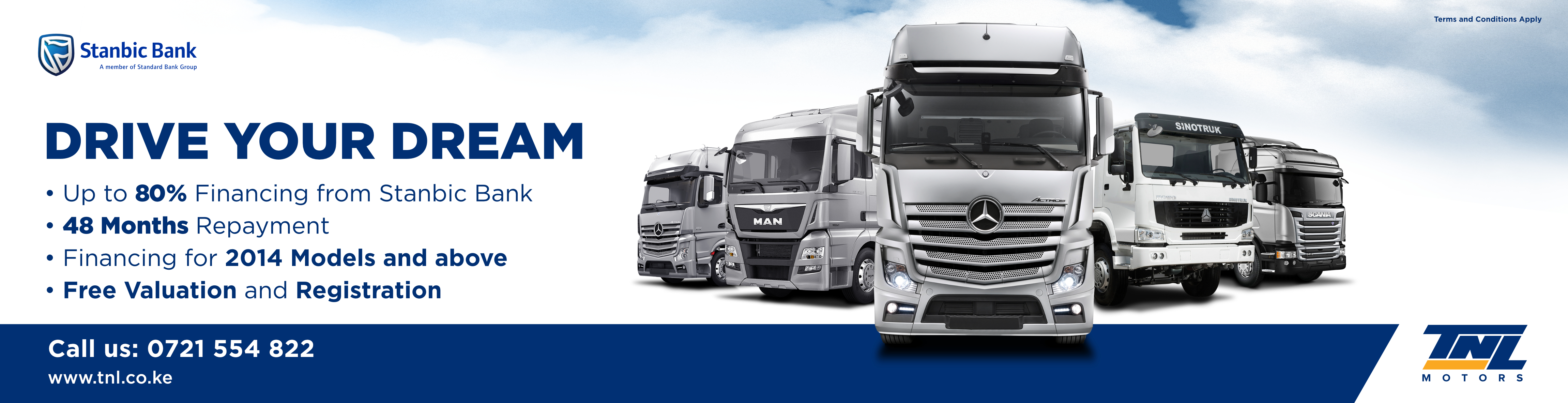 actros banner