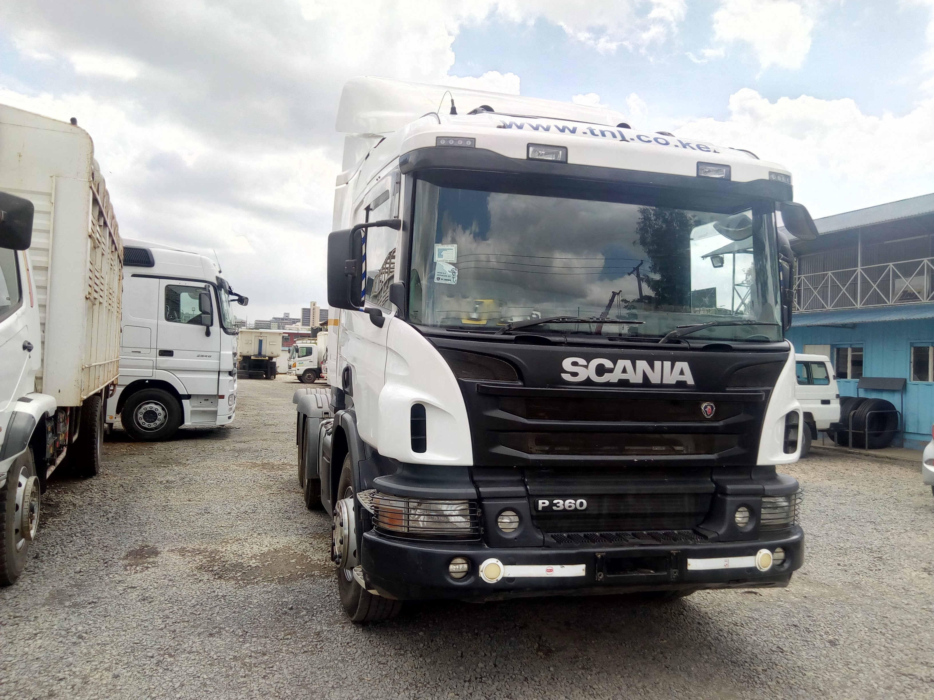Scania P360 | Transport And Lifting Services / TnlTransport